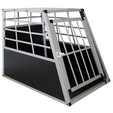 Hundetransportbox Reisebox Hundebox Autotransportbox Transportbox Gitterbox Alu