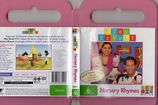 PLAY SCHOOL - NURSERY RHYMES - DVD - R4 - NEW - NEVER PLAYED!! - Child Case