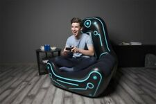 ✅ Bestway Mainframe Armchair Inflatable Furniture Gaming Black Lounge Chair TV ✅