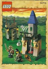 Lego Castle Knight's Kingdom 6094 Guarded Treasury New Sealed