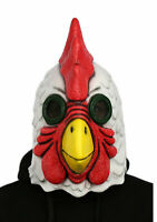 Richard Rooster Mask Hotline Miami Game Cosplay Props Latex Mask Adult