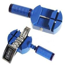 Bracelet Wrist Watch Band Adjuster Repair Tools Set Link Strap Blue Remover Easy