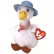 Ty Beanie Babies 42280 Beatrix Potter Peter Rabbit Jemima Puddle Duck