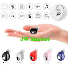 Mini Wireless Bluetooth Earbud In-Ear Stereo Earphone Sport Headset Headphone