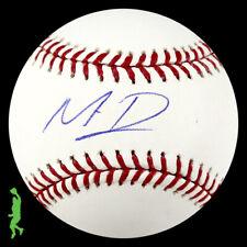 MAURICIO DUBON AUTOGRAPHED RAWLINGS MLB BASEBALL BALL GIANTS PSA/DNA COA