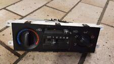 Org. Heizungsbedienteil heating control Subaru Impreza TURBO GC8 GF8 93-01