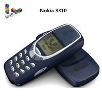 Nokia 3310 Classic Cell Phone Dark Blue GSM Retro Mobile Phone Unlocked