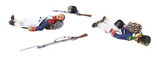 W Britain Soldiers 36151 Napoleonic French Line Infantry Casualty Set No 1