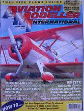 Aviation Modeller International - April 2000 Complete with Unused Plan EZY-JEY