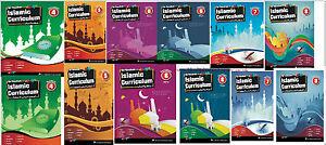 An Nasihah Islamic Curriculum ( 4,5,6,7-Islamic Studies Education Books for Kids