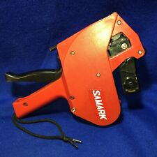 Samark Sm8-7 Red Avery Dennison M-1 Price Label Maker Gun Marker