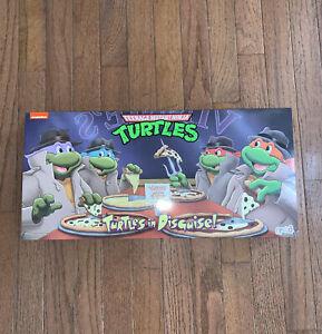 NECA Teenage Mutant Ninja Turtles: Turtles in Disguise Action Figure Playset