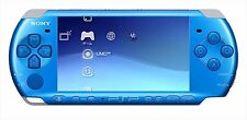 Psp Playstation Portable Vibrant Blue Psp-3000 Vb from Japan Game Sony New