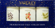 Yardley London Fragranced Talc 3 Piece Set
