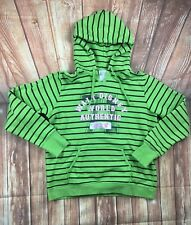 WALT DISNEY WORLD AUTHENTIC Unisex Green Hooded Jumper Sweater Disneyland XL