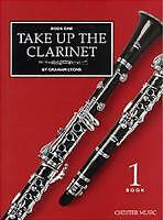 Graham Lyons: Take Up The Clarinet Book 1 CH55585