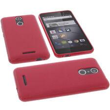 Tasche für Gigaset GS160 / GS170 Handytasche Schutz Hülle TPU Gummi Case Rot