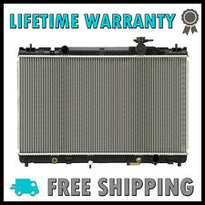 New Radiator For Camry 02-06 Solara 04-08 2.4 L4 Lifetime Warranty 1 Thick Core""