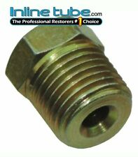 FORD 9/16-18 Inverted Flare Tube Fitting Nut 3/16 Brake Master Line Tubing TN48