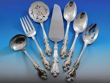 Melrose by Gorham Sterling Silver Essential Serving Set Large 7-piece