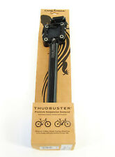 Cane Creek Thudbuster ST Suspension Seatpost 27.2x400mm 33mm Max Travel, Black