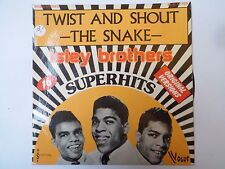 """7"""" ISLEY BROTHERS - Twist and shout - VG+/VG+ - VOGUE - 45 S 12103 - FRANCE"""