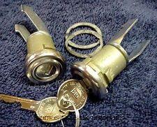New Door Locks With GM Keys  Buick 1954 1955 1956 54 55 56