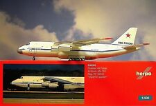 Herpa Wings 1:500 Antonov an-124 Russian Air Force 530095 modellairport 500