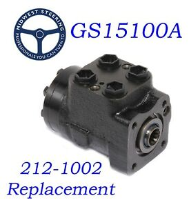 Char Lynn 212-1002-001/002 Steering Valve Replacement