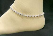 Cubic Zirconia Designer Foot Anklet Payal PL 14 WP 5