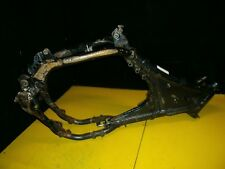 YAMAHA YZF 400 MAINFRAME / 1998 CHASSIS 1998 TO 1999 BREAKING PARTS