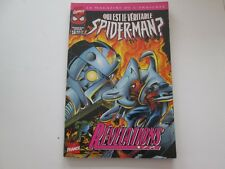 SPIDER-MAN SPIDERMAN N°16 BE/TBE REVELATION 1/2
