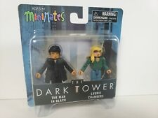 The Dark Tower Minimates Man In Black And Laurie Chambers Moc