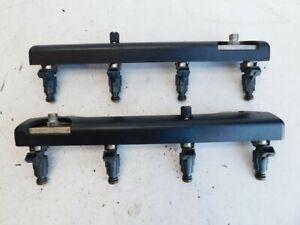 Maserati 4200 GranSport M138 F136 Fuel Injectors + Rail Set J120
