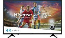 "Hisense 49"" Class 4K Ultra HD (2160p) HDR Smart LED TV Top Quality"