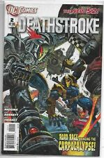 Deathstroke U-PICK ONE #2, 3 or 4 DC New 52 2011-12 Issues PRICED PER COMIC