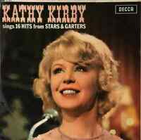 KATHY KIRBY - Kathy Kirby Sings 16 Hits From Stars And Garters (LP) (G/G)