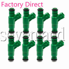 SL 0280155787 SET (8) BOSCH FUEL INJECTORS FOR LAND ROVER DISCOVERY1999-2004