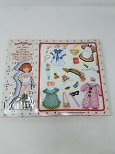 Mary Engelbreit Ann Estelle Magnetic Dress Up Doll 1998 Outfits Accessories Nib