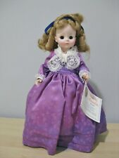 Madame Alexander Doll  ABIGAIL ADAMS First Lady Doll Collection #1502