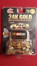 1999 Nascar Diecast 1 64 Ernie Irvan #36 M & M's Pontiac Gran Prix 24K Gold