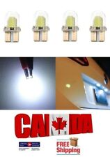 4pcs White LED T10 194 168 COB CAR CANBUS ERROR FREE Silica Silicone Light Bulbs