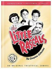 The Little Rascals: The Complete Collection (DVD Legend Films) NEW & SEALED