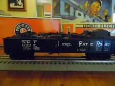 Lionel 6-17407 Nickel Plate Road Gondola with Scrap Load