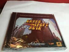 2004 ROCKSTAR GAMES COLLECTORS EDITION GRAND THEFT AUTO PC STILL SEALED