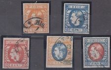 Romania Scott 37-42 Used VF (Catalog Value $191.50)