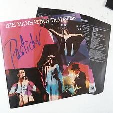 vinyl album MANHATTAN TRANSFER pastiche