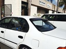Speedzone Rear Roof Visor Spoiler With Brackets! Corolla 93 94 95 96 97