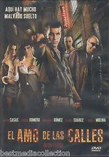 El Amo De Las Calles DVD NEW Con Mario Casas DE Tres Metros Sobre El Cielo NUEVA
