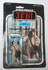 Kenner Star Wars ROTJ Logray Carded MOC Japan Tsukuda Return of the Jedi OPENED